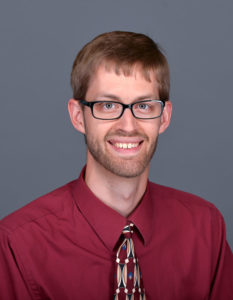 image of Steven McMullen from hope college website
