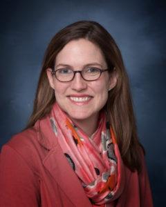 image of Elesha Coffman (courtesy Baylor University)