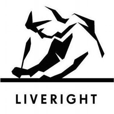 image of liveright logo from bibliogs