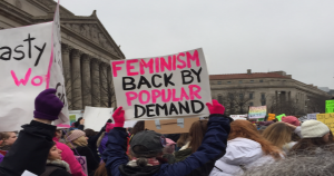 image of women's march 2017