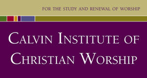 logo of calvin institute of christian worship