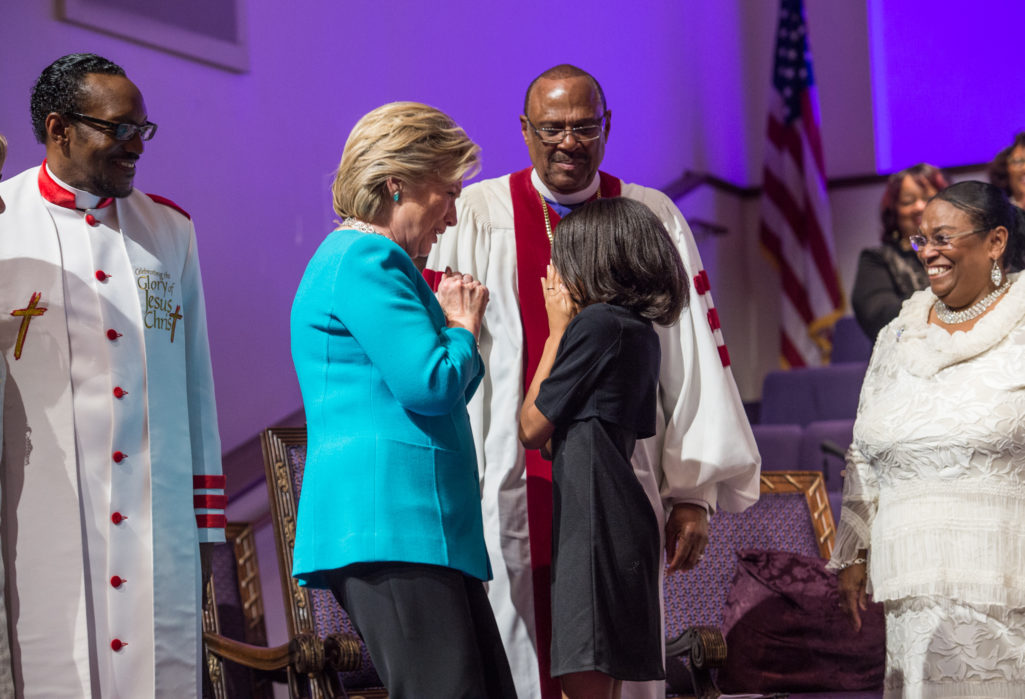 Hillary Clinton's History of Faith is Long and Rich. This Week, She Should Talk About It.