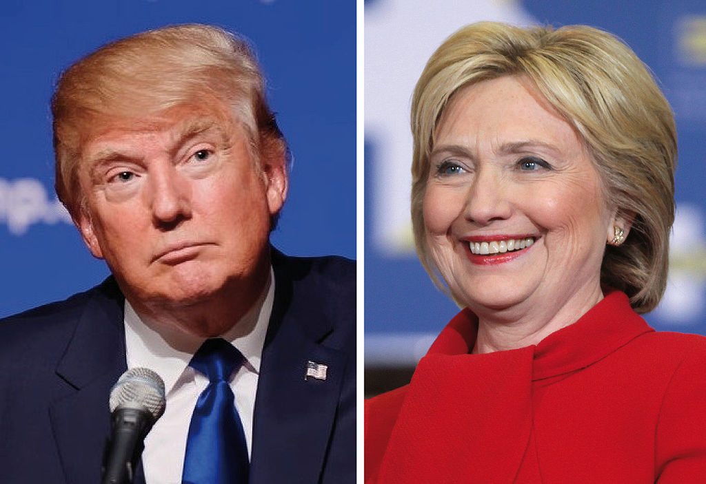 Donald Trump and Hillary Clinton, By Their Words