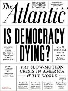 the atlantic cover issue october 2018