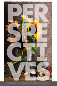 picture of perspectives journal September/October 2015