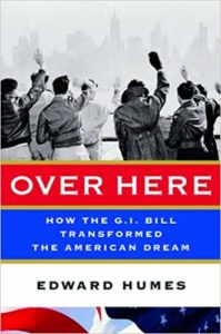 image of book cover for over here