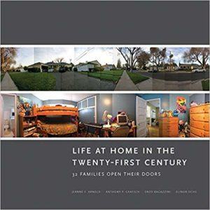 image of book cover for life at home in the twenty-first century