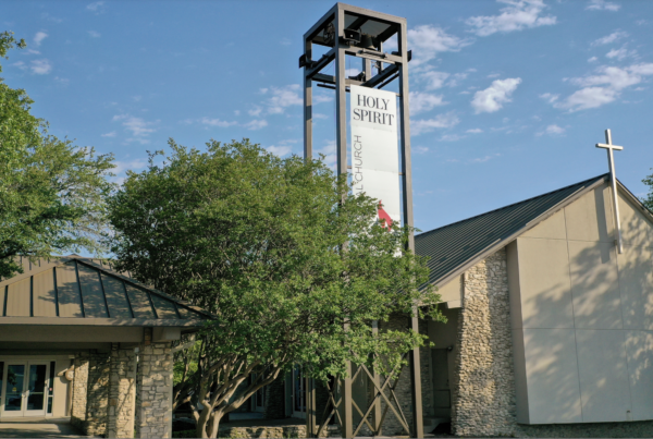 photo of Holy Spirit Episcopal Church in Waco, TX