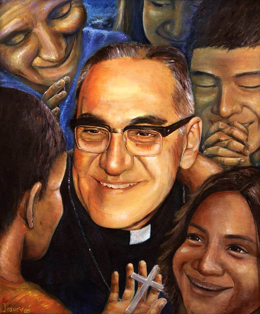 A Palm Sunday Reflection with Saint Oscar Romero