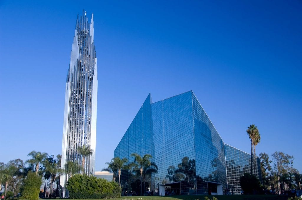 Behind the Scenes at the Crystal Cathedral
