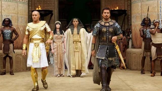 Exodus Movie Wrestles With God
