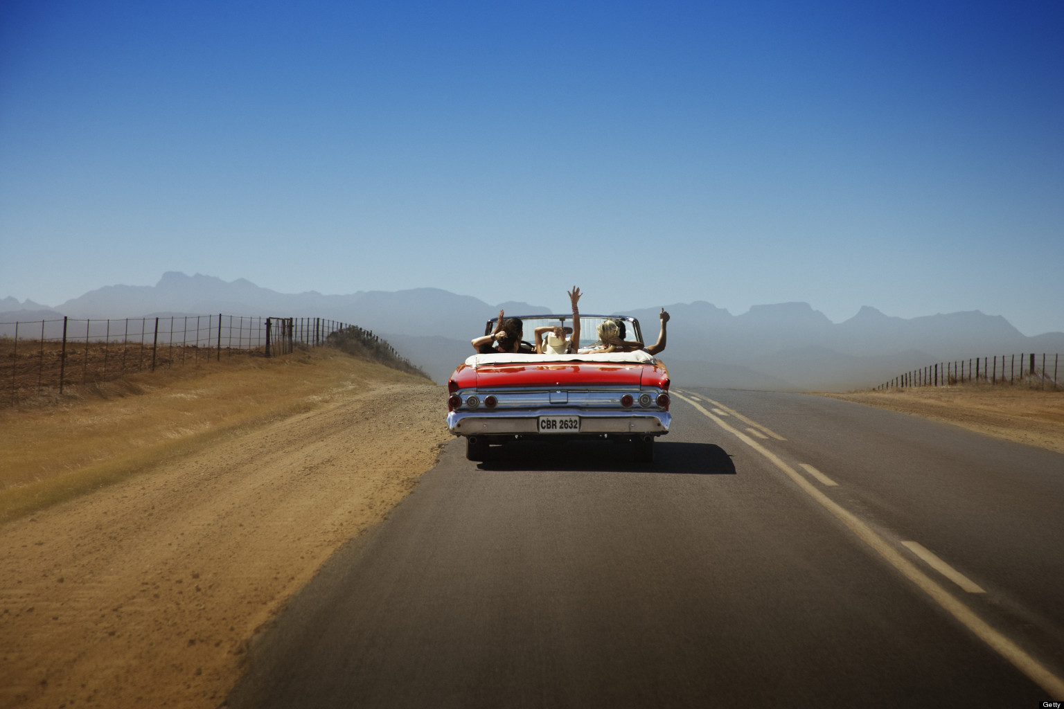 The American Road Trip: A Retrospective