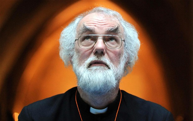 Rowan Williams for Dummies: On Human Sexuality