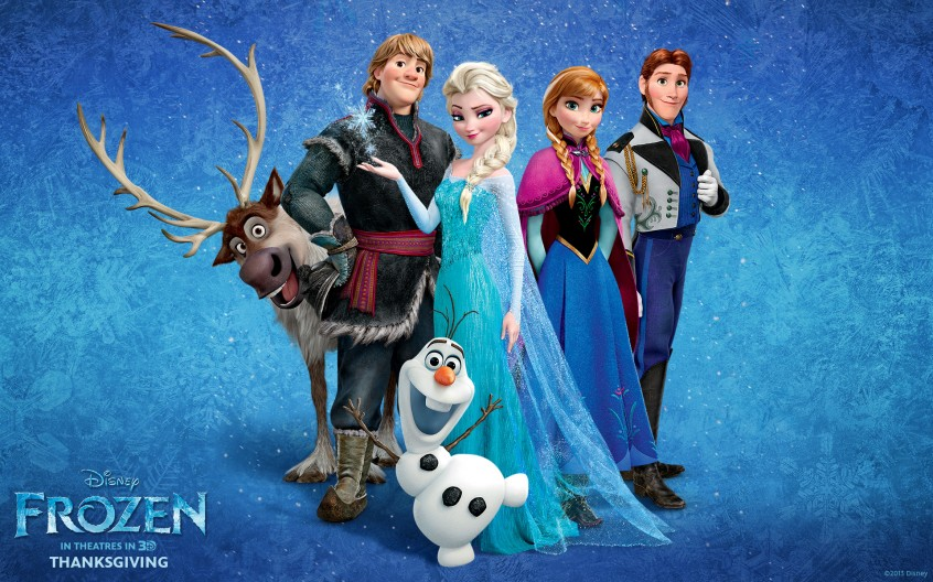 Let It Go, Baby: Frozen and Female Power