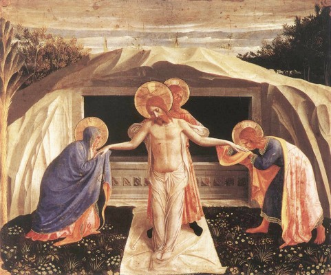 Holy Saturday: the Liturgical Blank