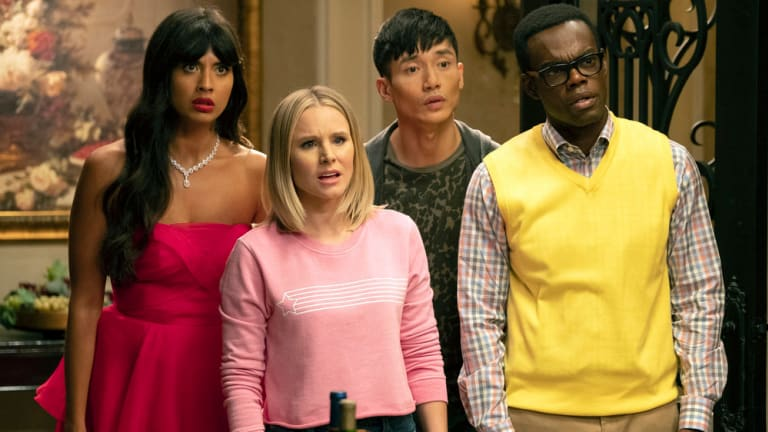 On Trolleys and Flying Shrimp: Two Philosophers Weigh in on The Good Place