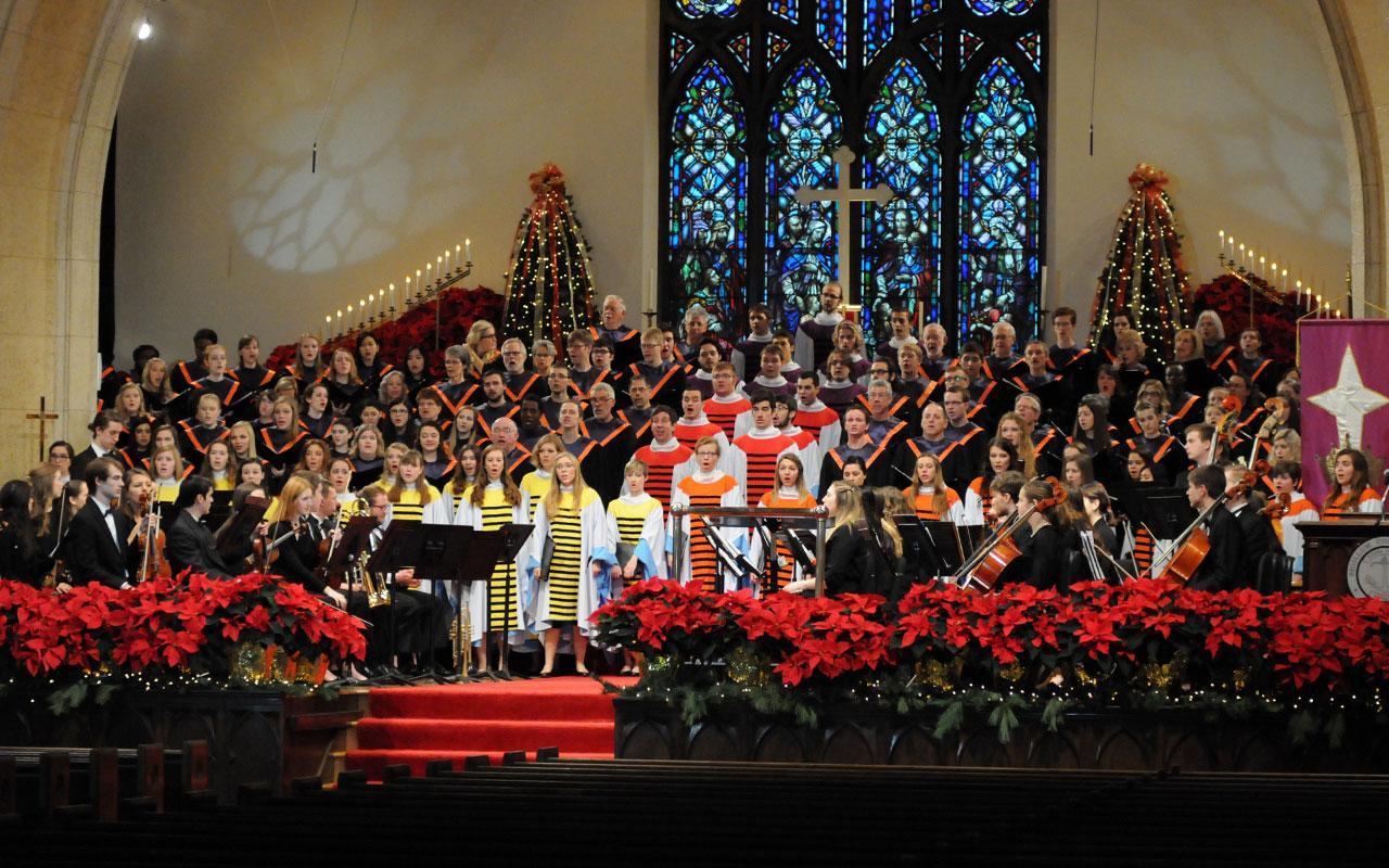 Hope College Christmas Vespers 2014