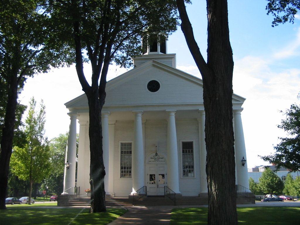 Pillar Church Transitioning to Dimnent Chapel