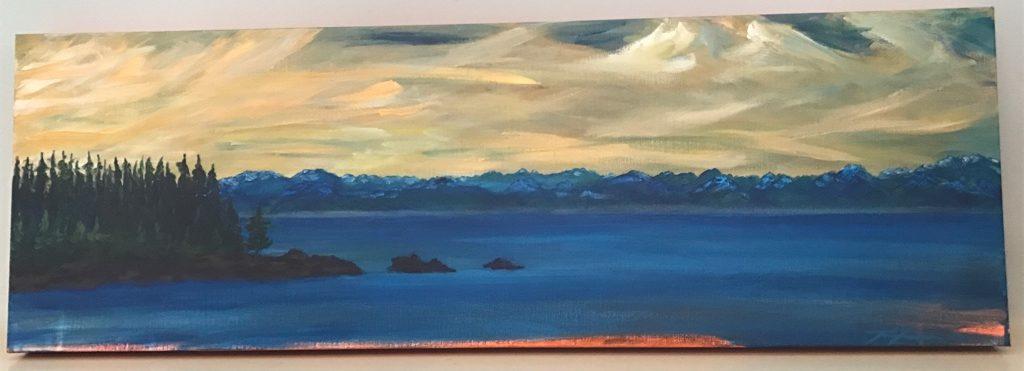 Evening in Puget Sound