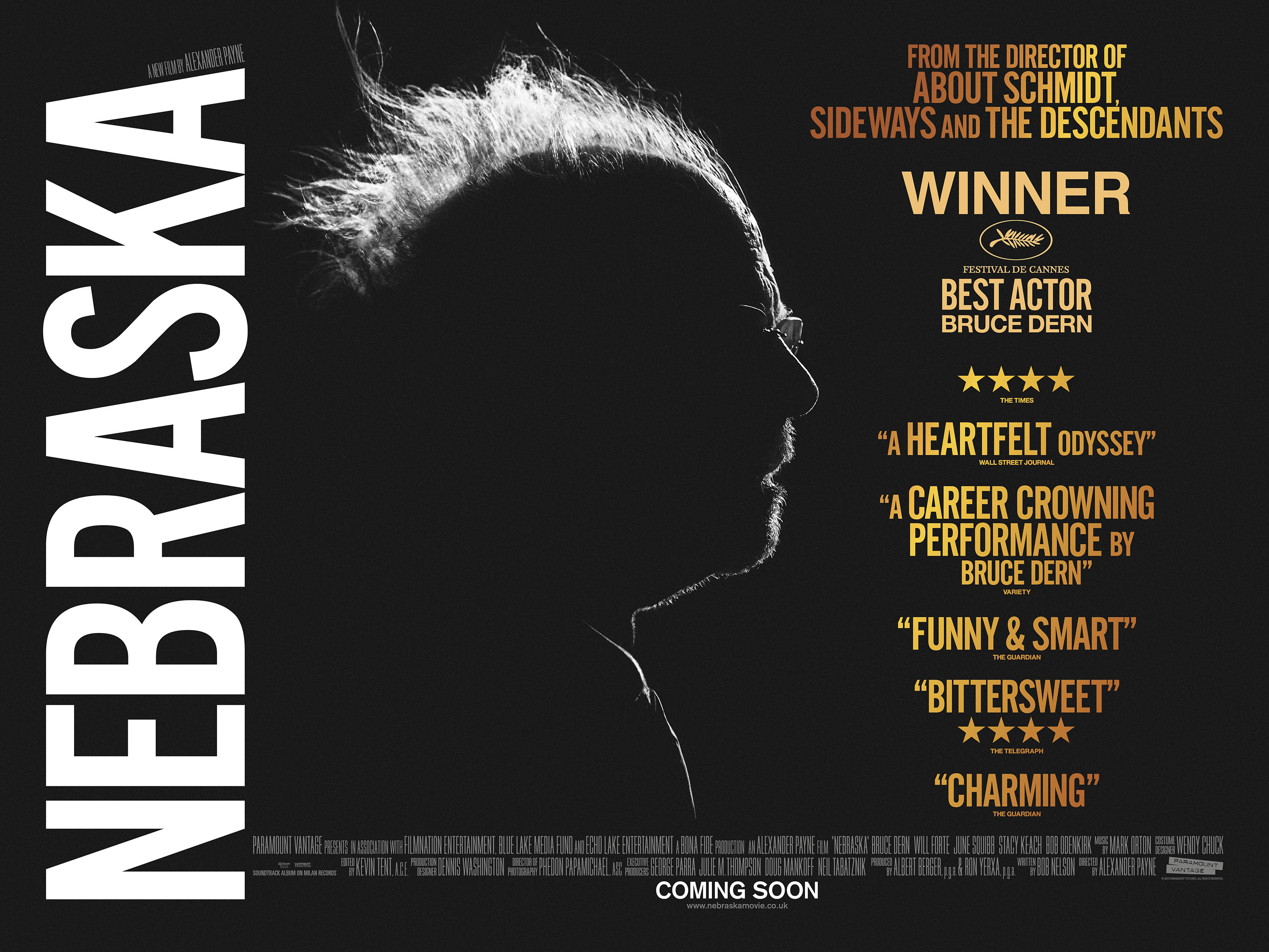 Nebraska (2013) — A Great-Movie Essay