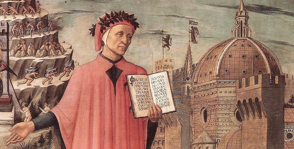 """Dante's """"Divine Comedy"""" in America"""