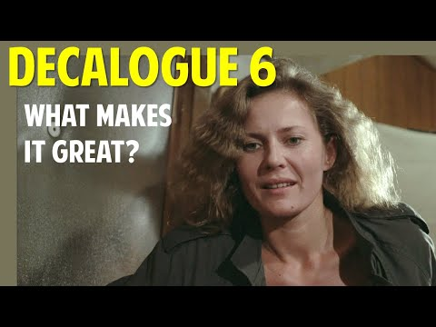 """What Makes This Movie Great? — Episode 3, """"Decalogue 6"""""""