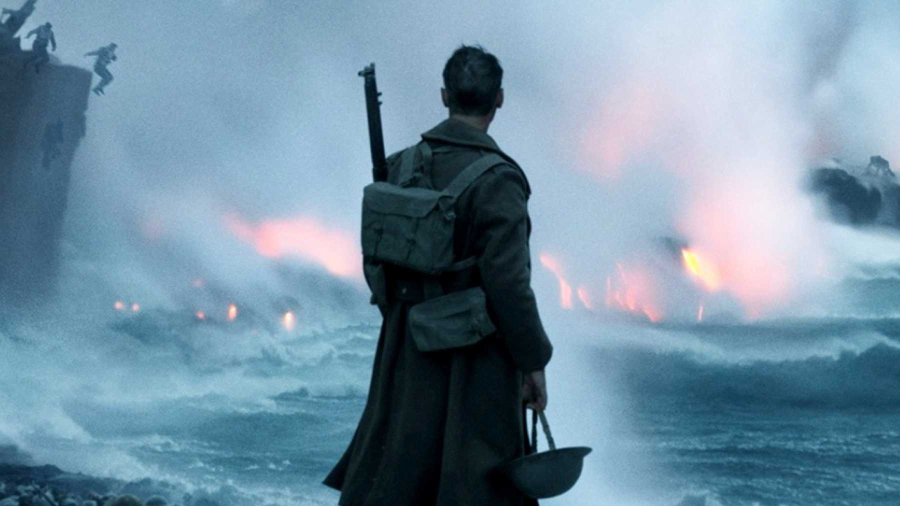 "Christopher Nolan's ""Dunkirk"" and Claustrophobia"