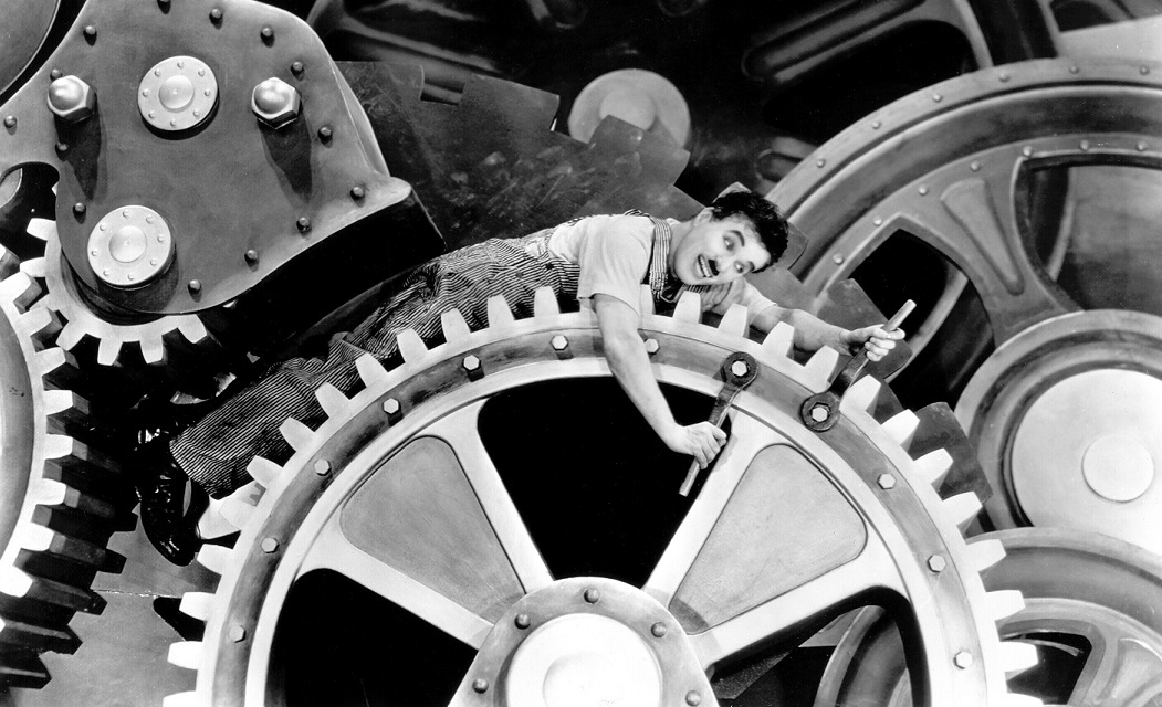 "What Makes This Movie Great? — Charlie Chaplin's ""Modern Times"""