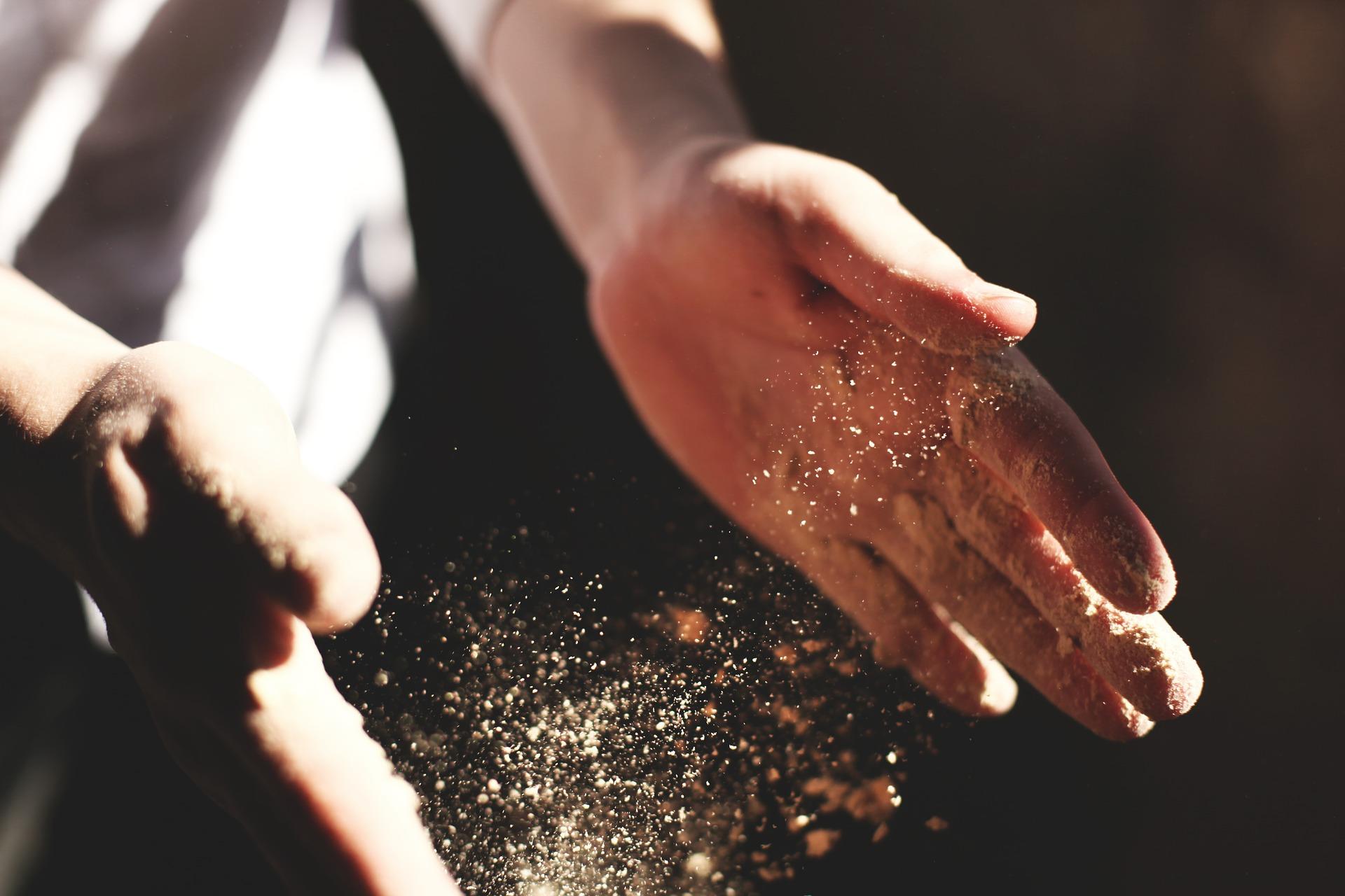 Dust – Psalm 90