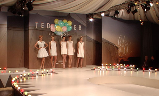 Ted Baker – Get in on the act