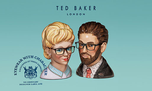Ted Baker – The Print Story