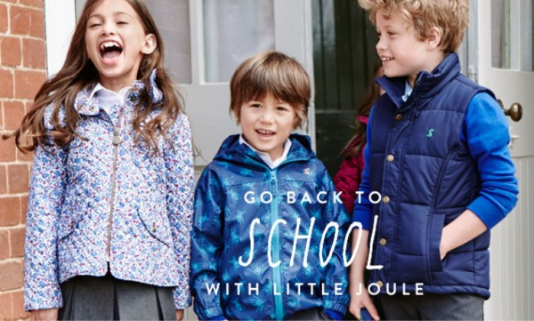 Go Back to School with Little Joule