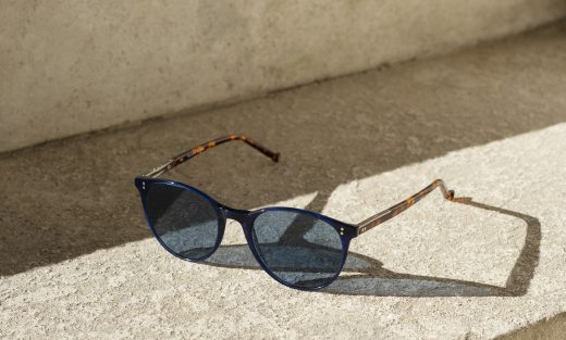 Hackett London Bespoke HSB888 Sunglasses Photographed Street Style