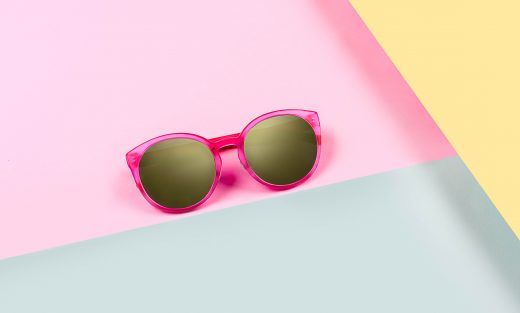 Sunglass Shapes with Benetton
