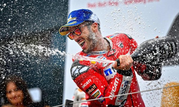 A FANTASTIC VICTORY FOR DOVI IN AUSTRIA 🔥