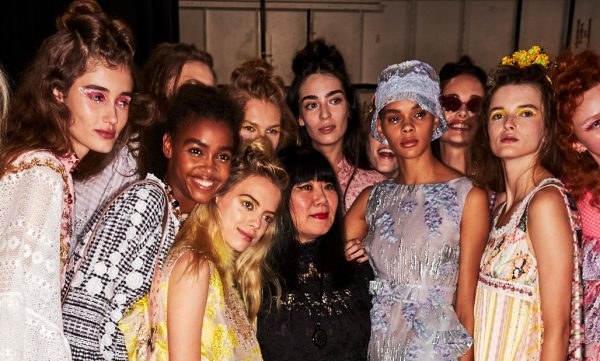 ANNA SUI'S SS20 RUNWAY SHOW – NY FASHION WEEK