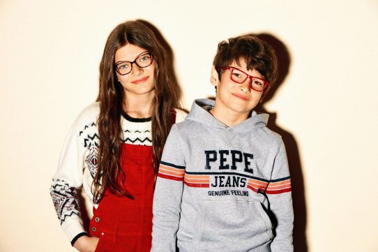 PEPE JEANS KIDS: A GROWN-UP STYLE TO OPTICAL EYEWEAR FOR BOYS AND GIRLS