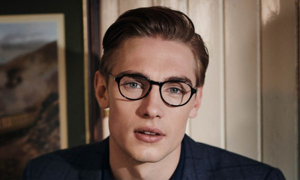 HACKETT BESPOKE: A MODERN FEEL FOR EYEWEAR