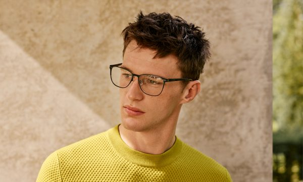 TED'S QUINTESSENTIALLY QUIRKY OPTICAL FRAMES FOR MEN
