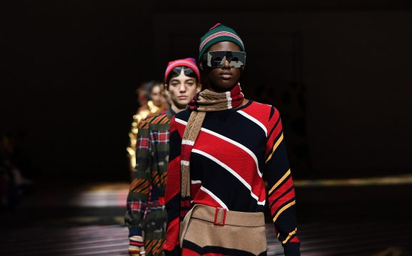 BLENDED FUTURE – UNITED COLORS OF BENETTON FW20 FASHION SHOW