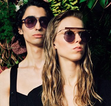 INTO THE WOODS WITH YOHJI YAMAMOTO EYEWEAR
