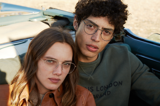 A REWIND TO THE 90S' WITH PEPE JEANS OPTICAL EYEWEAR FOR MEN