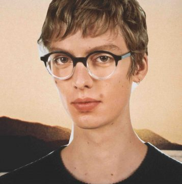 CHANNELLING THE '50S WITH SANDRO PARIS OPTICAL EYEWEAR FOR HIM
