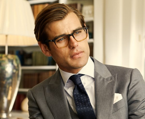 PUTTING THE 'H' IN A BOX WITH HACKETT SS20 OPTICAL COLLECTION