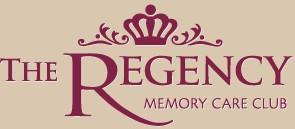 Regency Memory Care Club - Logo