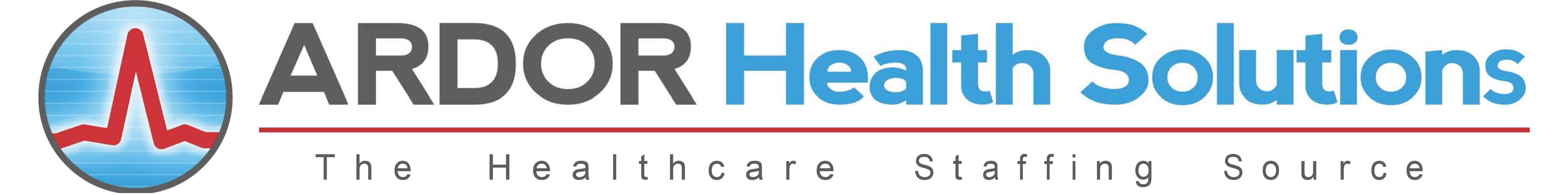 Ardor Health Solutions Logo