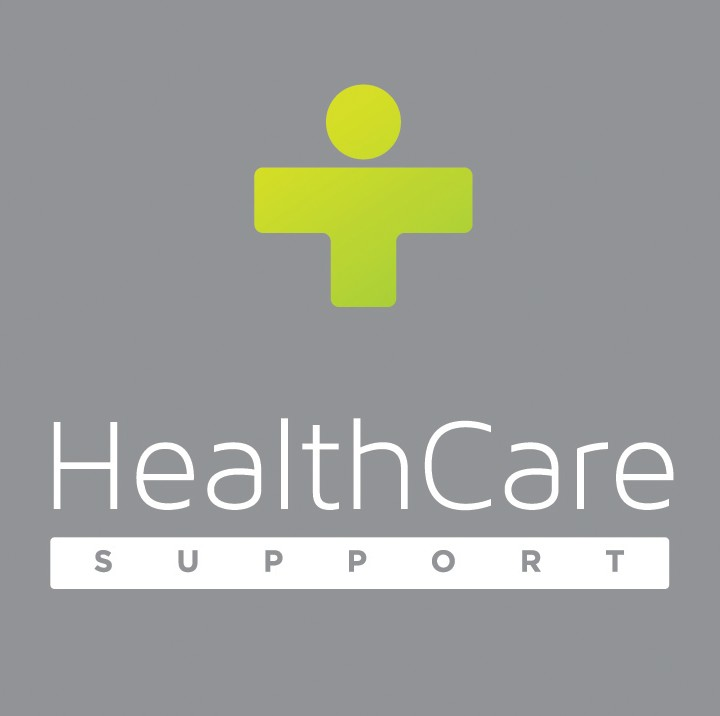 Healthcare Support - Logo