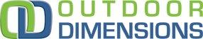 Outdoor Dimensions - Logo