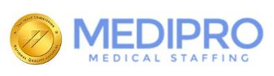 Medipro Medical Staffing - Logo