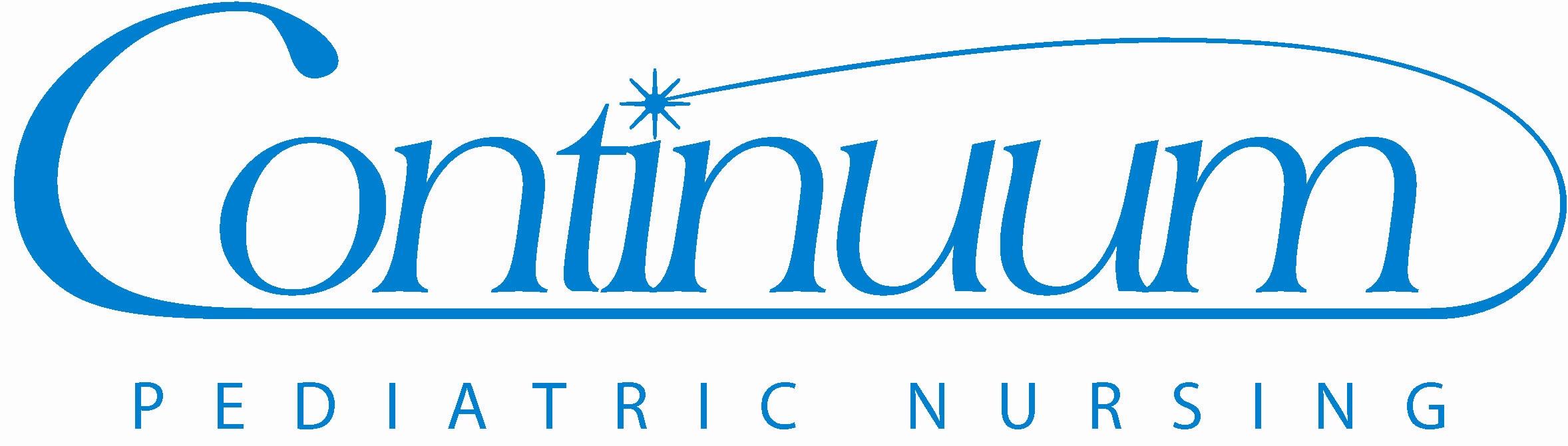 Continuum Pediatric Nursing Services - Logo